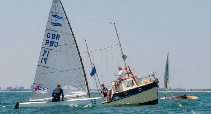 Henry Wetherell wins 2018 Finn Nationals